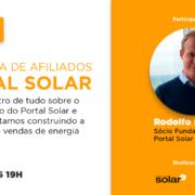 Portal solar - live